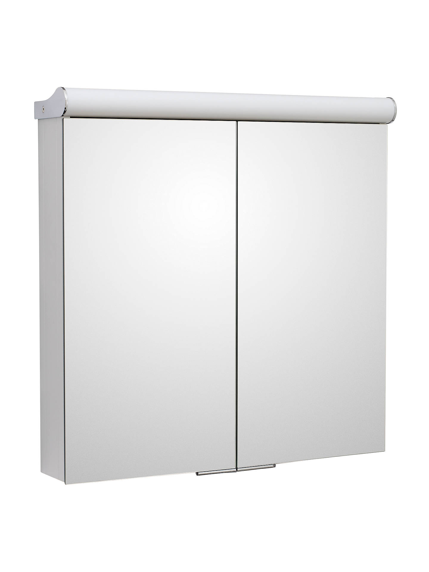 Roper Rhodes Latitude Illuminated Double Bathroom Cabinet With Sided Mirror At Johnlewis