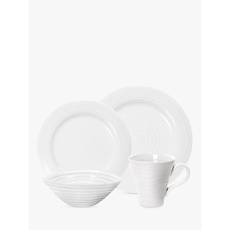 Buy Sophie Conran for Portmeirion Place Setting, 4 Pieces Online at johnlewis.com