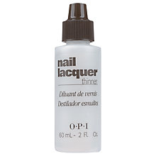 Buy O.P.I Nail - Lacquer Thinner - 15ml Online at johnlewis.com