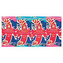 Buy Prestat Union Jack Chocolate Bars, Pack of 4 Online at johnlewis.com
