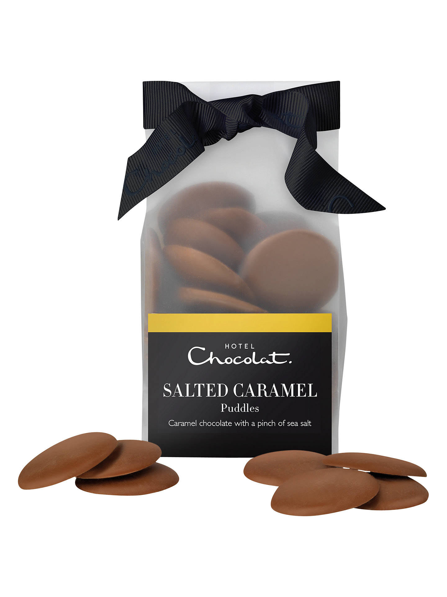 BuyHotel Chocolat Salted Caramel Chocolate Puddles, 110g Online at johnlewis.com