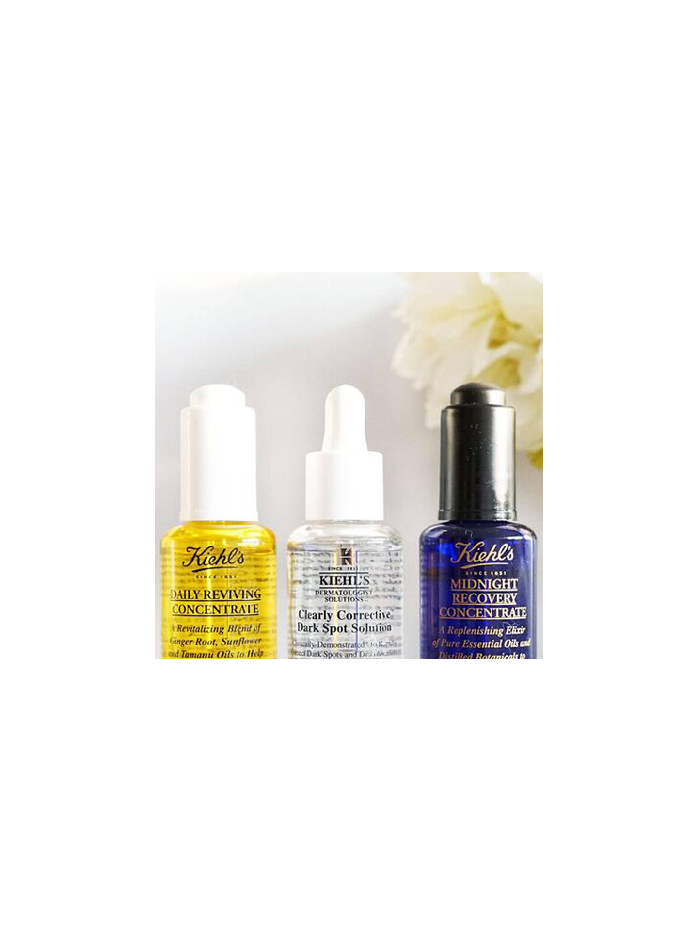 BuyKiehl's Clearly Corrective™ Dark Spot Solution, 30ml Online at johnlewis.com