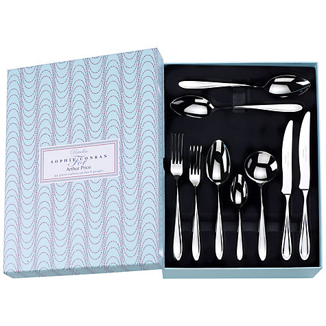 Buy Sophie Conran for Arthur Price Rivelin Cutlery Set, 44 Piece Online at johnlewis.com