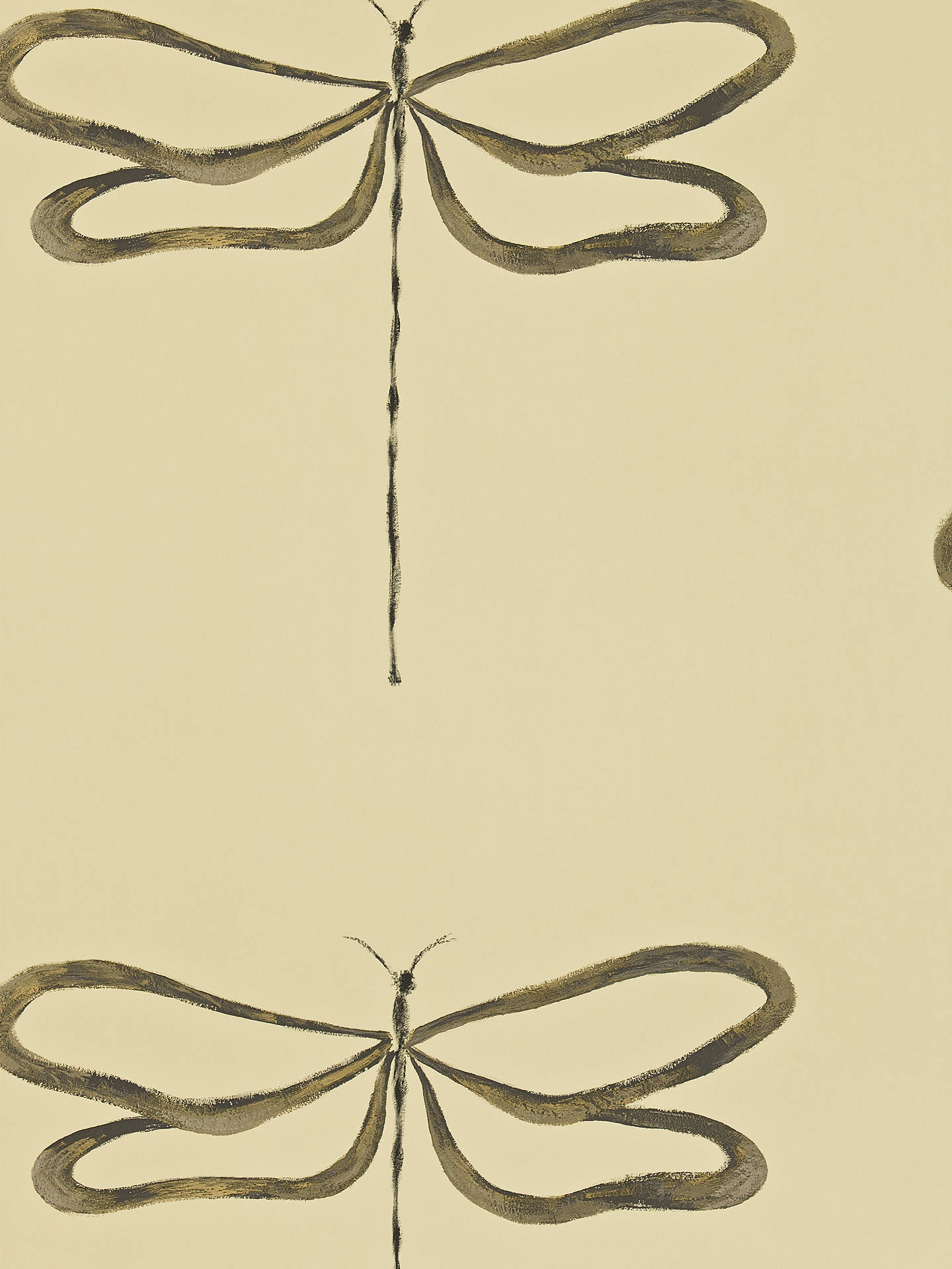 BuyScion Dragonfly Wallpaper, 110242 Online at johnlewis.com