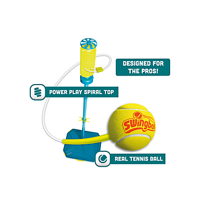 Image of Mookie Toys Pro Swingball Game with Tailball Attachment