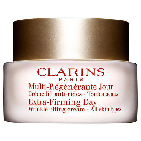 Buy Clarins Extra-Firming Day Wrinkle Lifting Cream - All Skin Types, 50ml Online at johnlewis.com