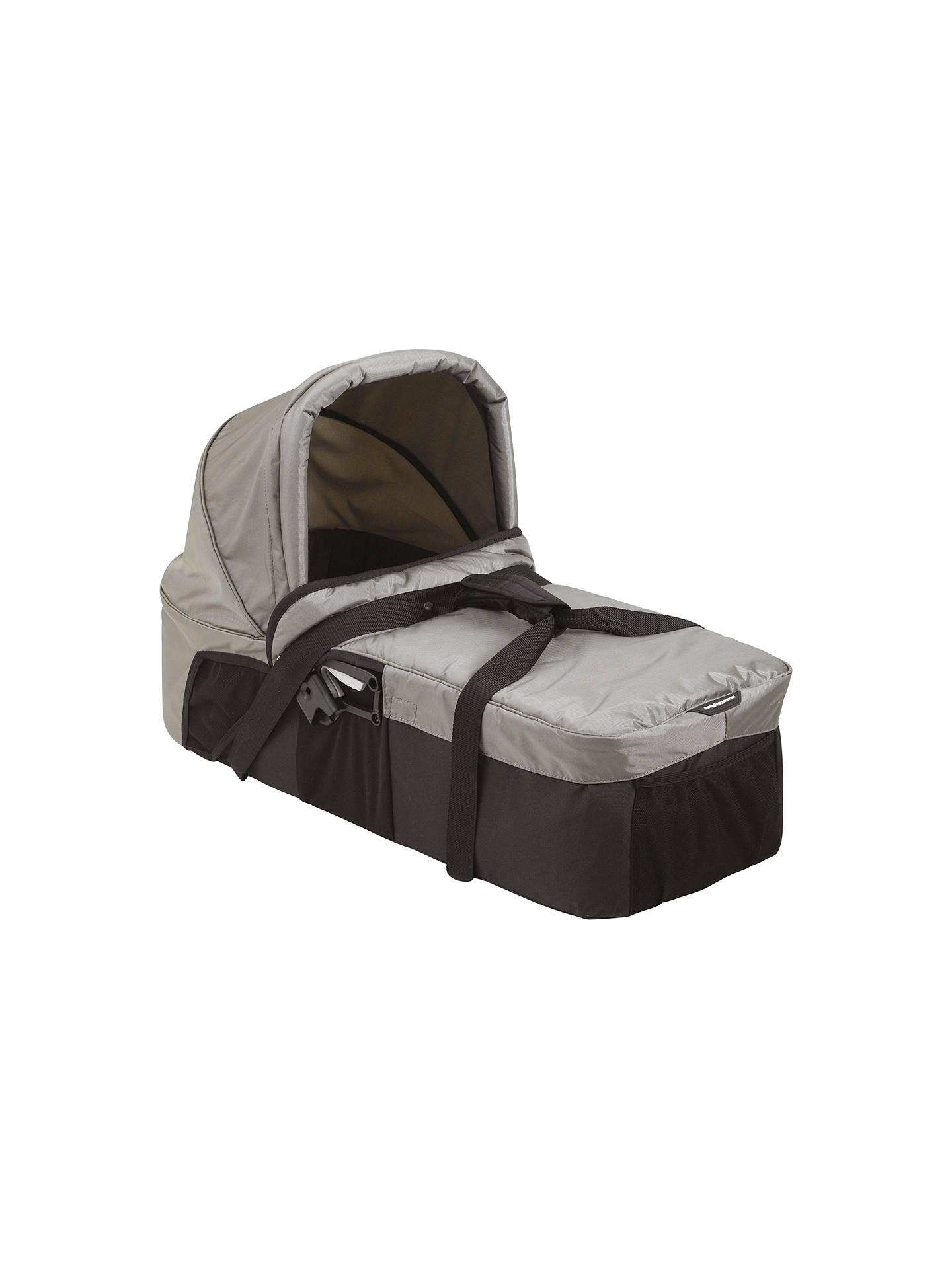 Baby Jogger City Mini Compact Carrycot, Stone at John ...