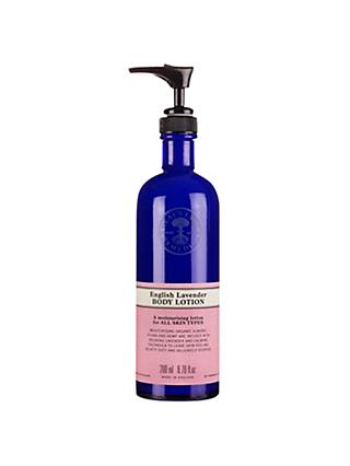 Neal's Yard Remedies New English Lavender Body Lotion, 200ml