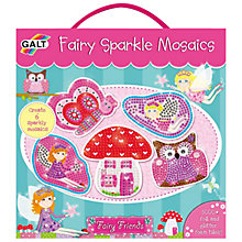 Buy Galt Fairy Sparkle Mosaics Online at johnlewis.com