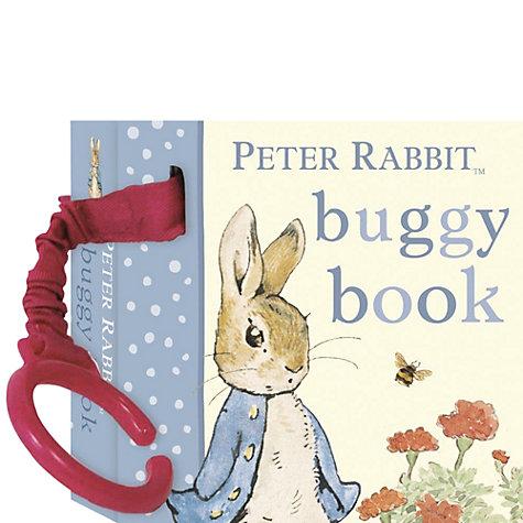 Beatrix potter easter toys gifts john lewis buy beatrix potter peter rabbit buggy book online at johnlewis negle Choice Image