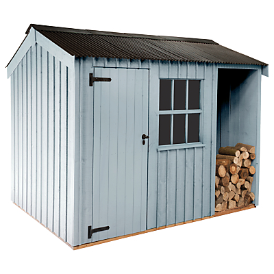 National Trust by Crane Blickling Garden Shed, 1.8 x 3.6m