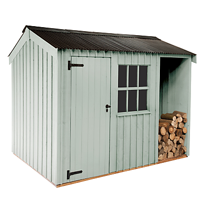 National Trust by Crane Blickling Garden Shed 1.8 x 3m