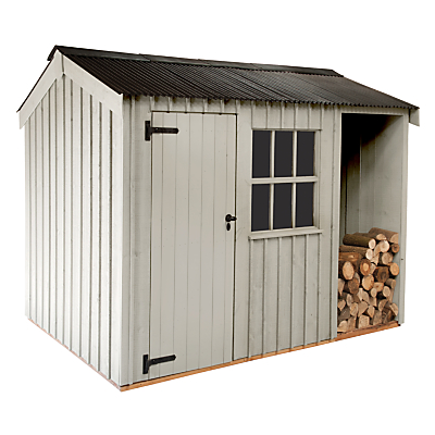 National Trust by Crane Blickling Garden Shed, 1.8 x 3m
