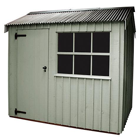 Garden Sheds John Lewis buy national trustcrane felbrigg garden shed, 1.8 x 2.4m