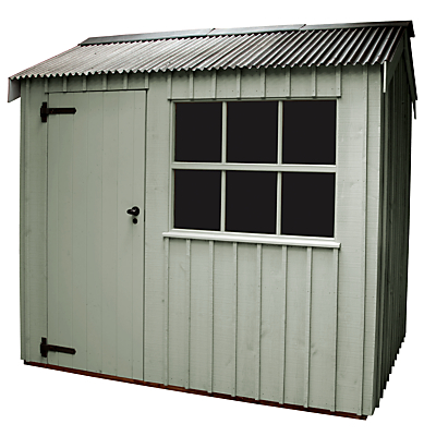 National Trust by Crane Felbrigg Garden Shed 1.8 x 3m