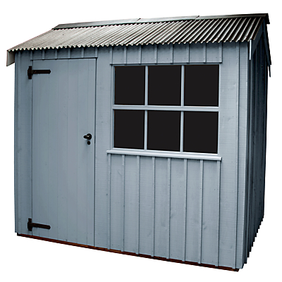 National Trust by Crane Felbrigg Garden Shed, 1.8 x 3m