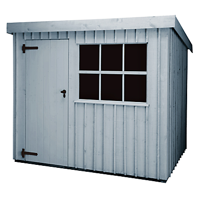 National Trust by Crane Oxburgh Garden Shed, 1.8 x 2.4m