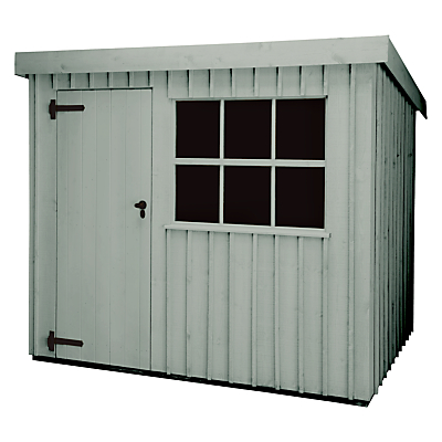 National Trust by Crane Oxburgh Garden Shed 1.8 x 3m