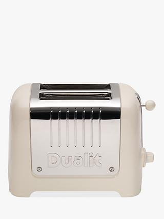 Dualit Lite 2-Slice Toaster with Warming Rack