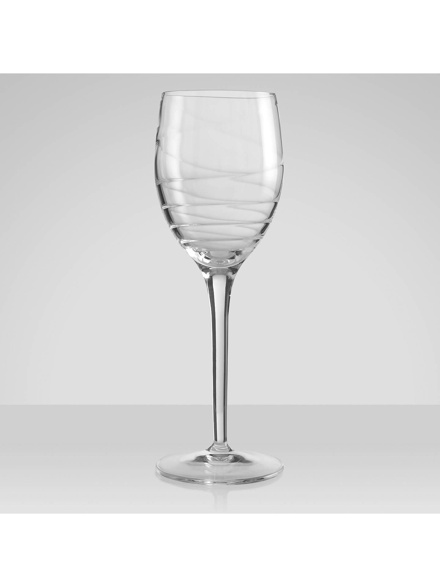 john lewis voluta wine glasses set of 4 at john. Black Bedroom Furniture Sets. Home Design Ideas