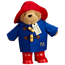 Buy Paddington Bear with Boots Online at johnlewis.com