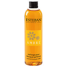 Buy Esteban Ambre Scented Bouquet Refill, 250ml Online at johnlewis.com