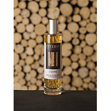 Buy Esteban Cedre Room Spray, 100ml Online at johnlewis.com
