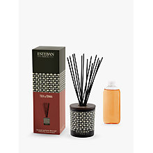 Buy Esteban Teck & Tonka Scented Decorative Diffuser, 100ml Online at johnlewis.com