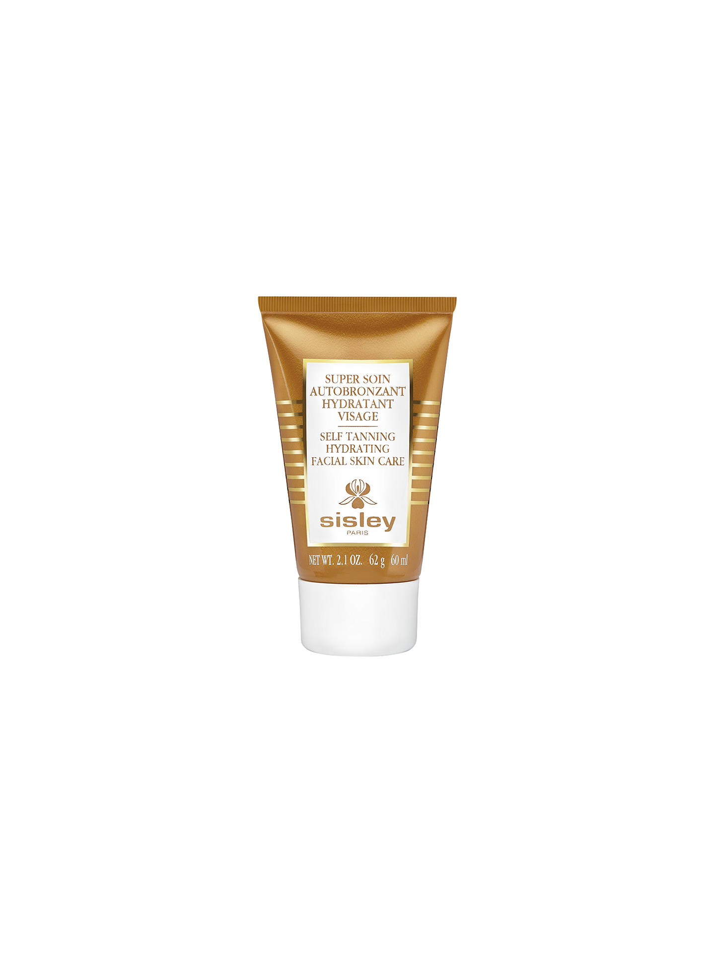 BuySisley Self Tanning Hydrating Facial Skincare, 60ml Online at johnlewis.com