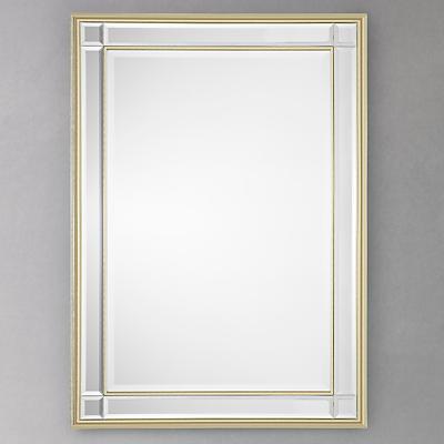 John Lewis Marni Mirror Silver 91 x 66cm