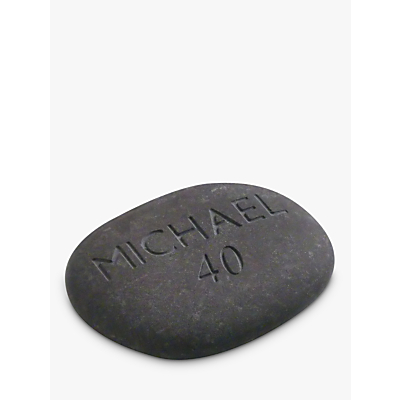 Image of Personalised 'Birthday' Stone