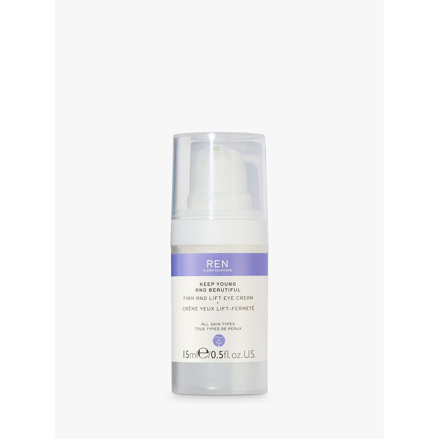 BuyREN Keep Young and Beautiful™ Firm and Lift Eye Cream, 15ml Online at johnlewis.com