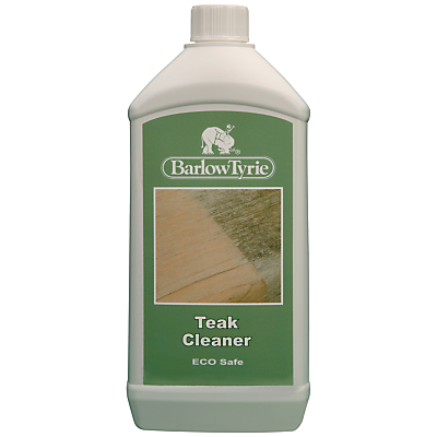 Product photo of Barlow tyrie teak cleaner 1 litre