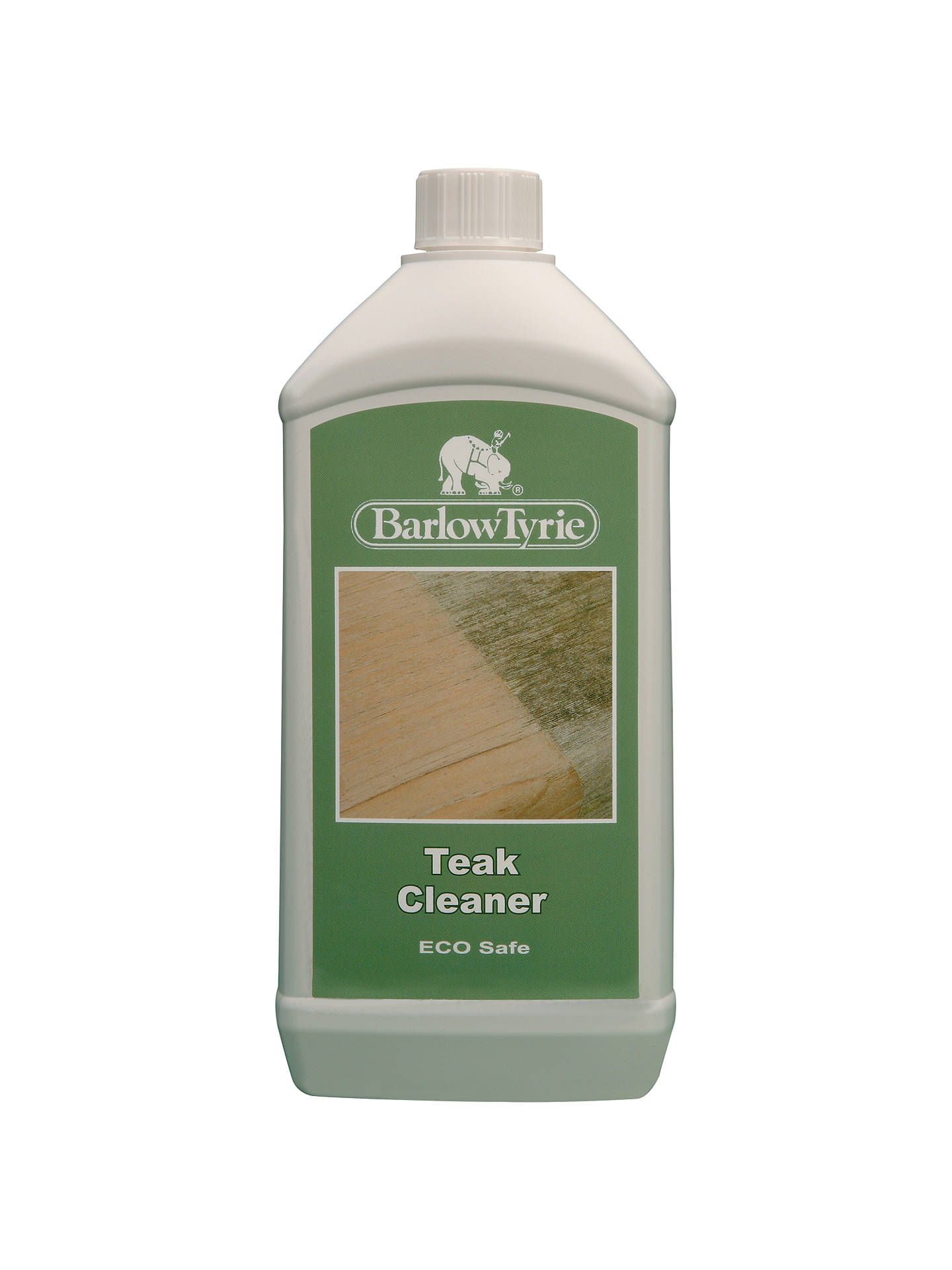 BuyBarlow Tyrie Teak Cleaner 1 Litre Online at johnlewis.com