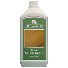 Buy Barlow Tyrie Teak Colour Guard 1 Litre Online at johnlewis.com