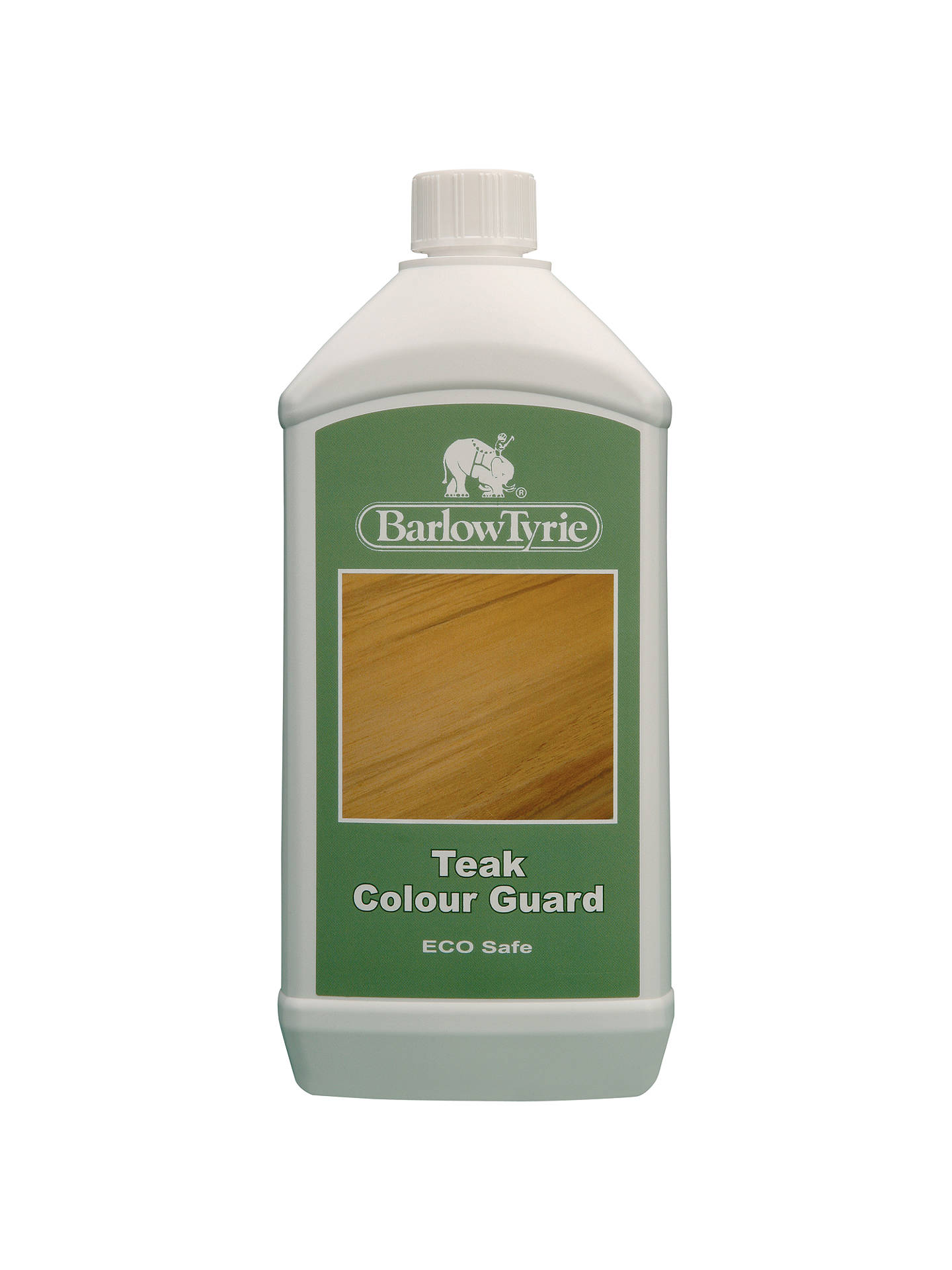 BuyBarlow Tyrie Teak Colour Guard 1 Litre Online at johnlewis.com