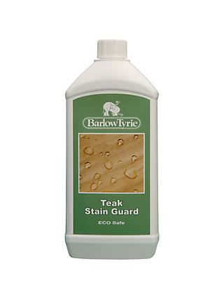 Barlow Tyrie Teak Stain Guard 1 Litre