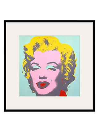 Andy Warhol - From Marilyn Green 1967, 60 x 60cm