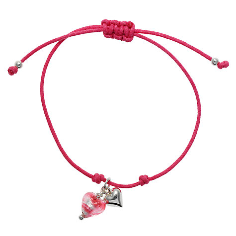 Buy Martick Friendship Bracelet with Murano Heart Online at johnlewis.com