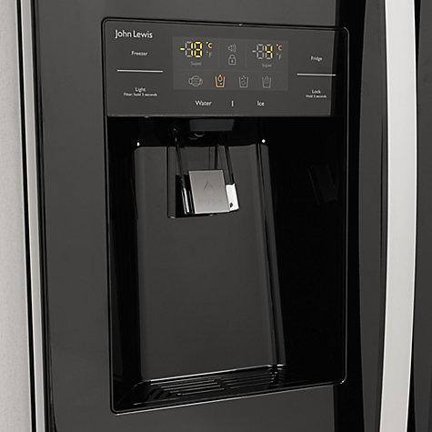 buy john lewis jlaffb2011 american style fridge freezer. Black Bedroom Furniture Sets. Home Design Ideas
