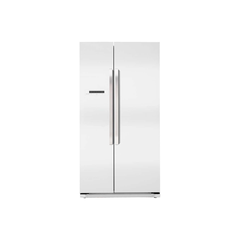 john lewis jlaffw2012 american style fridge freezer white. Black Bedroom Furniture Sets. Home Design Ideas