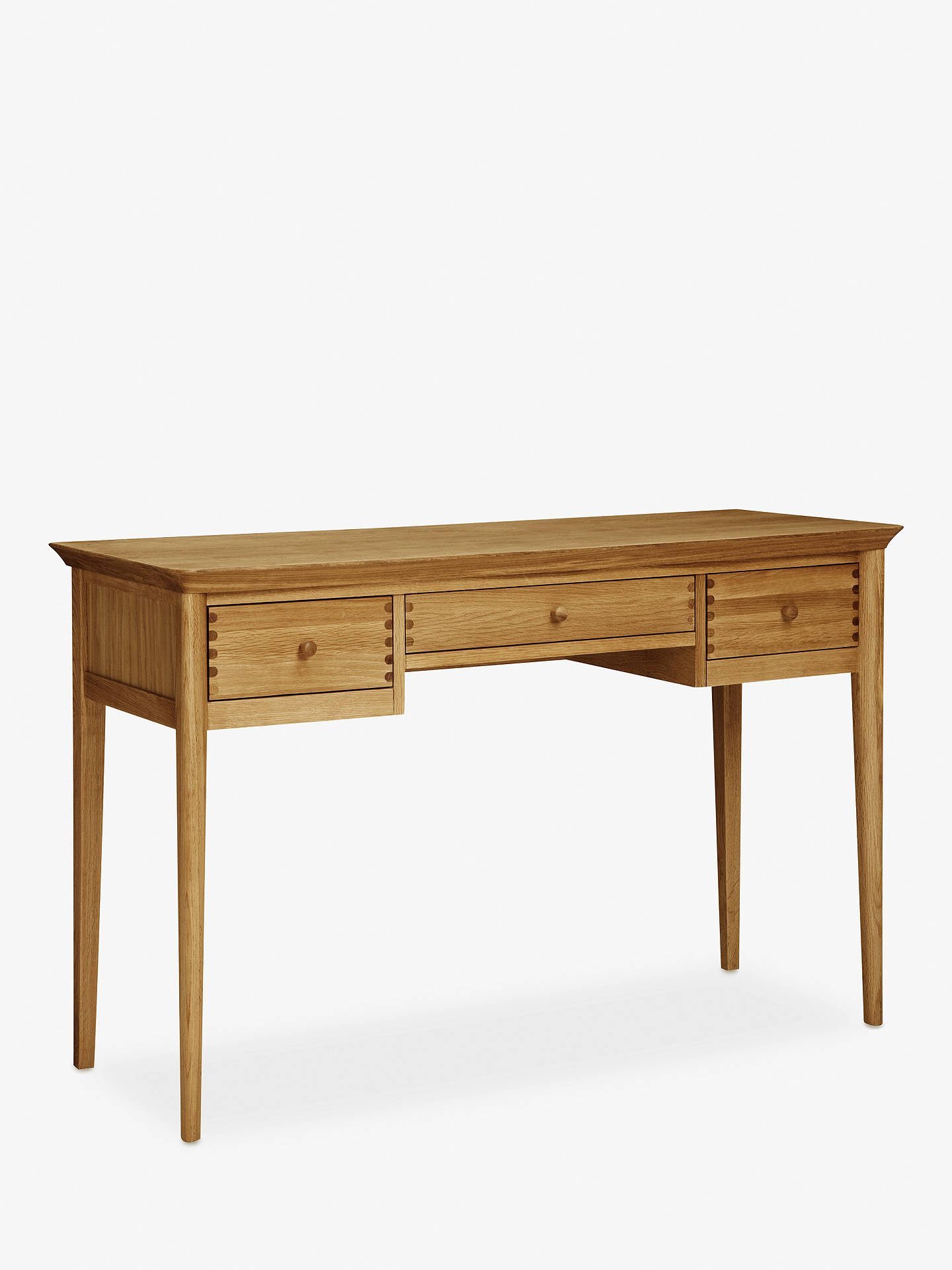 BuyJohn Lewis & Partners Essence Dressing Table, Oak Online at johnlewis.com