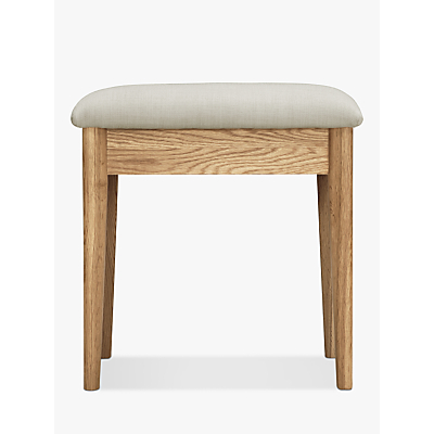 John Lewis Essence Stool, Oak