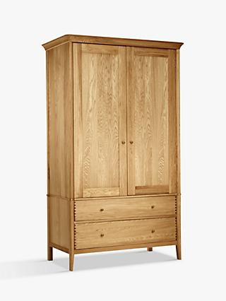 John Lewis & Partners Essence 2 Door Wardrobe