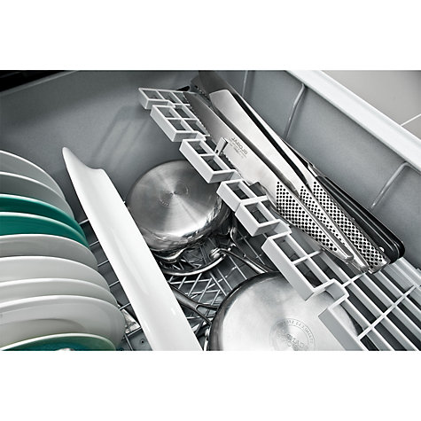 Buy Fisher & Paykel DD60DHI7 Integrated Double DishDrawer Dishwasher Online at johnlewis.com