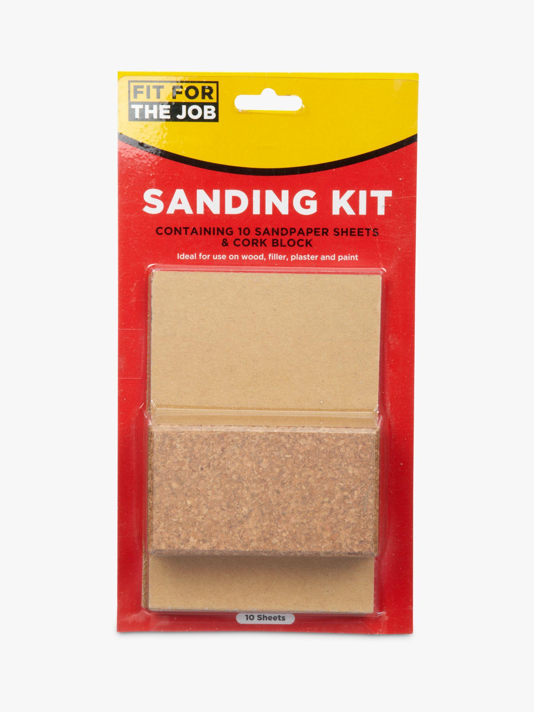 Buy Fit For The Job DIY Sanding Kit Online at johnlewis.com