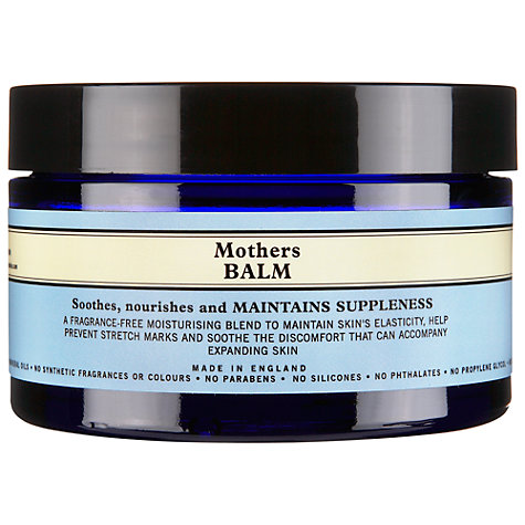 Buy Neal's Yard Remedies Mothers Balm, 120g Online at johnlewis.com