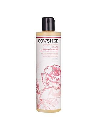 Cowshed Gorgeous Cow Bath & Shower Gel, 300ml