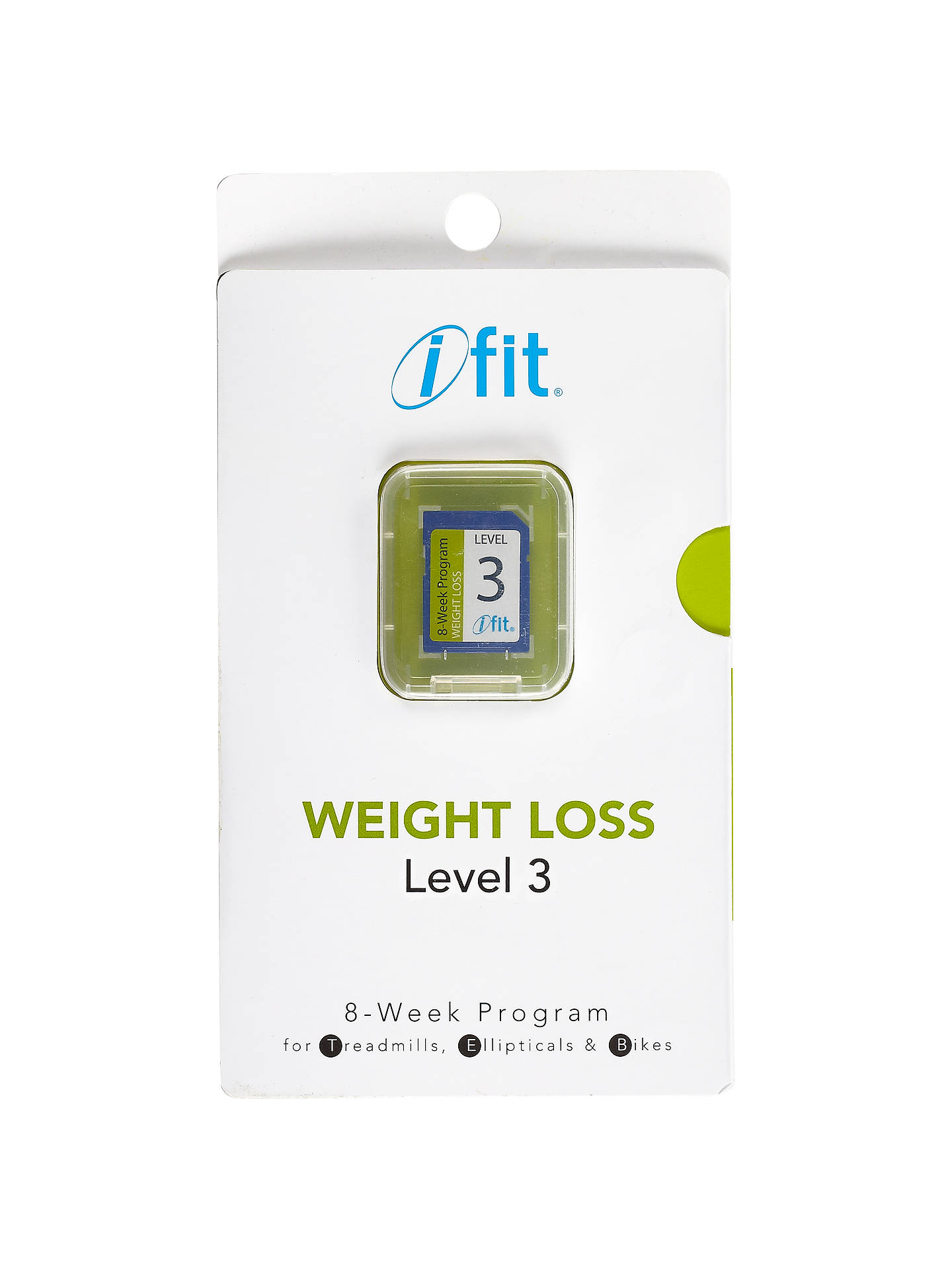 iFit Weight Loss SD Card, Level 3 at John Lewis & Partners