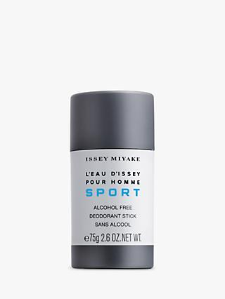 Issey Miyake L'Eau d'Issey Pour Homme Sport Deodorant Stick, 75g